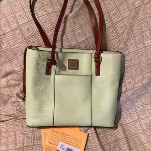 Dooney pebble purse small Lexington